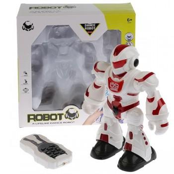 Робот р/у Dance Robot (свет, звук)