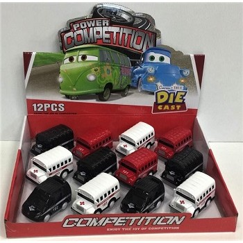Автомобили Спецтранспорт Power Competition