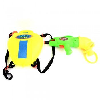 Автомат водный с емкостью в пакете желт/зел