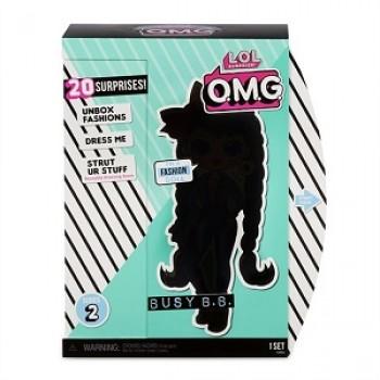 Игрушка Кукла ЛОЛ OMG  23см. Busy B.B. 2 волна, в асс.