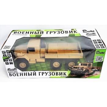 Машина Р/У Военный грузовик Balbi