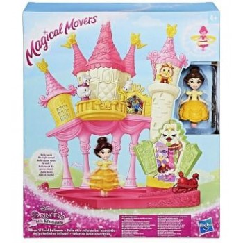 Игровой набор дворец Бэлль Муверс Disney Princess Hasbro E1632