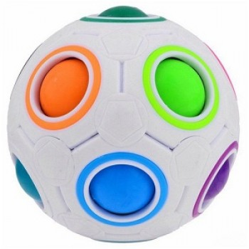Мяч Пятнашка Rainbow ball