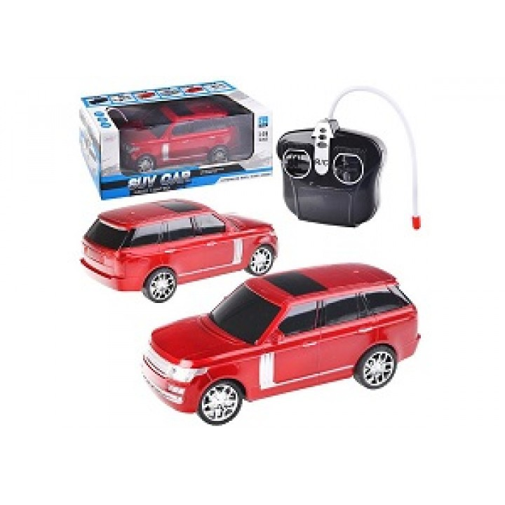 Машина РУ Suv car