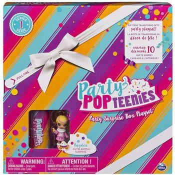 Игровой набор Party Popteenies Коробка с сюрпризом 46802