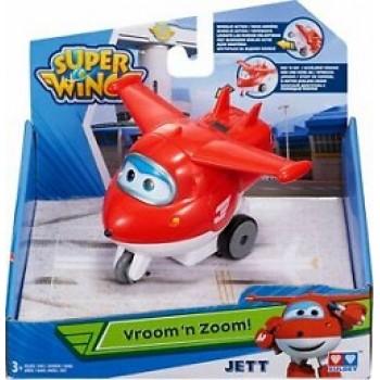 Самолет Джетт Super Wings инерционный