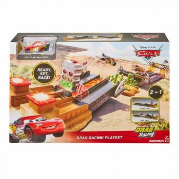 Игровой набор для экстремальных тачек Cars Disney GFM09
