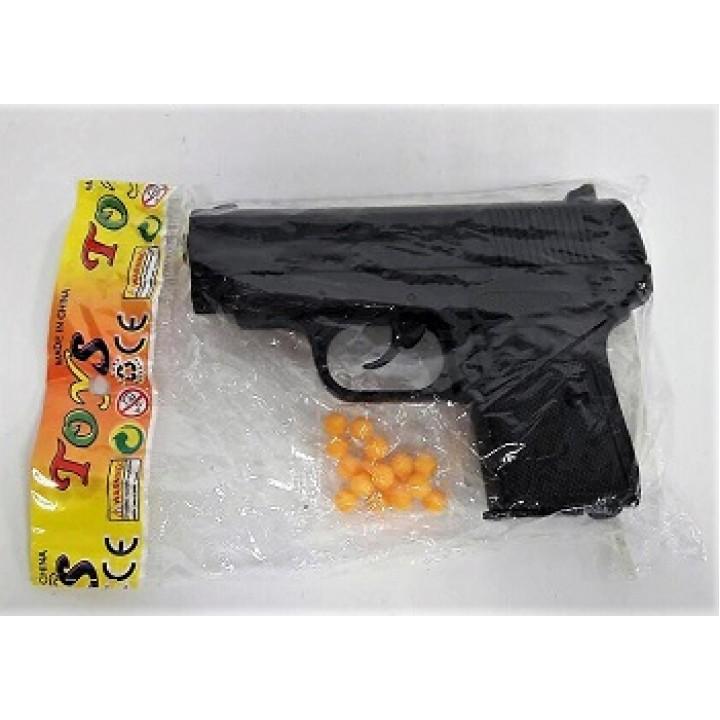 Пистолет с пульками Toys В00207